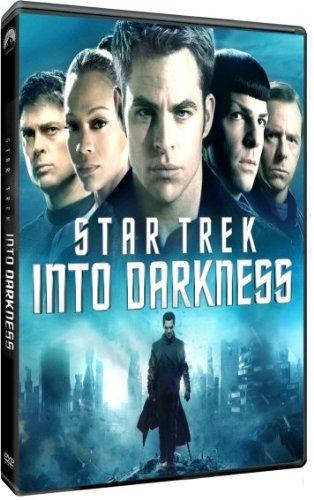 Star Trek Into Darkness (Dvd)