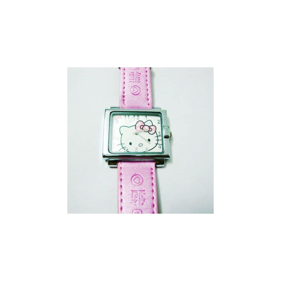 Miss Peggy Jos   Hello Kittys KTT472p Quartz Movement Watch**Comes with a Hello Kitty Necklace***2 3 Days From Order to Your Door***