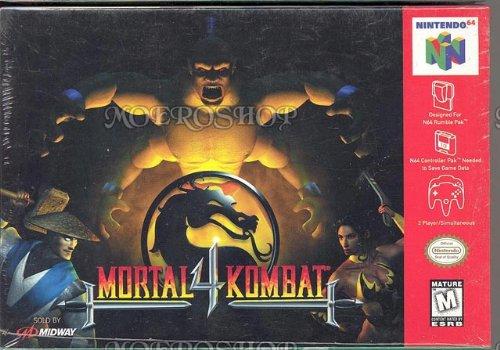 Unknown mk 4/gold secrets! • mortal kombat secrets.