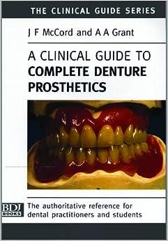 prosthetic treatment of the edentulous patient pdf
