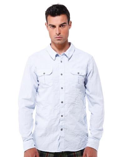 Billabong Camicia Detention Ls [Azzurro]