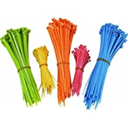dib Global Sourcing ZMX-BD01 Cable Tie Assortment