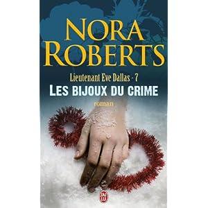 Tome 7 : Les Bijoux du crime de Nora Roberts  51lwtTTRTXL._SL500_AA300_