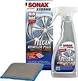 SONAX 230200 XTREME FelgenReiniger PLUS, 500ml inkl. FelgenSchwamm