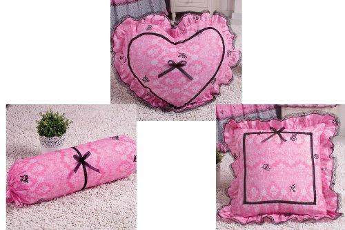 Pink Paris Bedding front-1076739