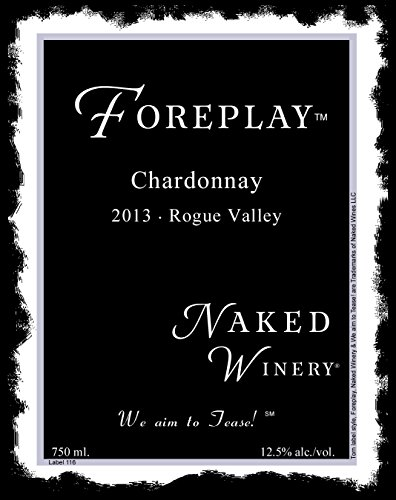 2013 Naked Winery Foreplay Chardonnay 750 Ml