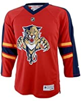 NHL Florida Panthers 8-20 Boys Team Color Replica Jersey