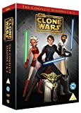 Star Wars: The Clone Wars - The Complete Seasons 1 & 2 [DVD]