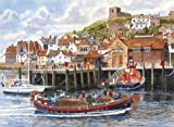 Gibsons The Port Of Whitby Jigsaw Puzzle (2x1000 Pieces)
