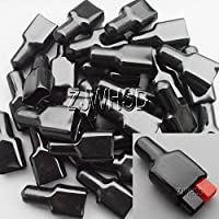 100pcs PVC Cover Flame Retardant Sleeve fits for ANDERSON Powerpole Connector Housing [Gold Sister] from Gold Sister