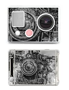 SKIN STICKERS FOR GOPRO HERO (STICKER : TRAIN A VAPEUR)