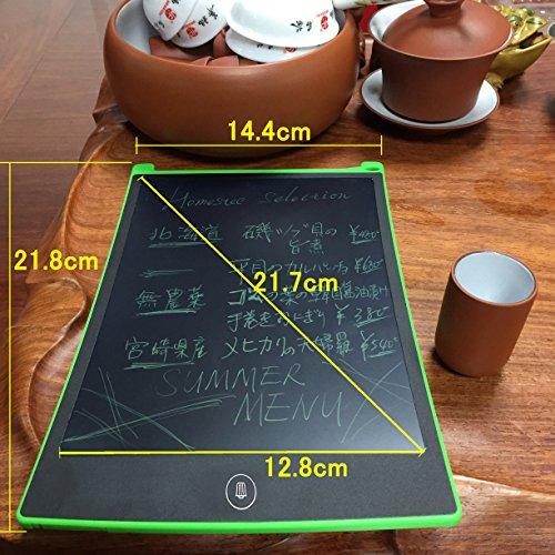 タブレットタイプの8.5インチ電子メモパッドがAmazonタイムセールで1,444円に
