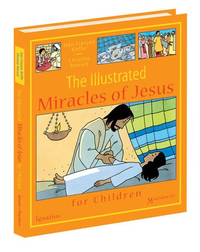 The Illustrated Miracles of Jesus
