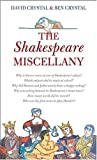 Shakespeare Miscellany (0140515550) by Crystal, David