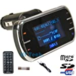 FM Transmitter MP3 Player KFZ Auto Ca...