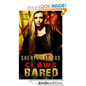 Claws Bared - Sheryl Nantus