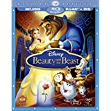 Beauty and the Beast (Blu-ray + DVD, with Blu-ray Packaging)by Paige O'Hara