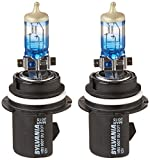 SYLVANIA 9007 SilverStar Ultra High Performance Halogen Headlight Bulb, (Pack of 2)