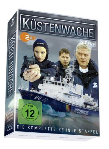 Küstenwache - Die komplette 10. Staffel auf 5 DVDs!!