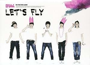 1st Mini Album - Let's Fly(韓国盤)