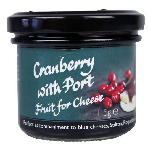Cottage Delight Cranberry & Port - Cheese Sauce