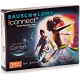 Bausch & Lomb I Connect Contact Lense - 3 Pieces (-2.25)