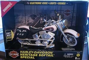 Buddy L Harley Davidson Softail with Sounds
