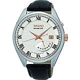 セイコー SEIKO キネティック クオーツ メンズ 腕時計 SRN073P1 シルバー [並行輸入品]