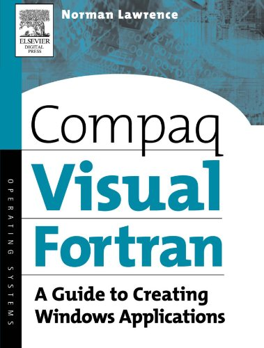 Compaq Visual Fortran: A Guide to Creating Windows Applications