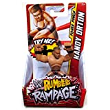 Randy Orton WWE Rumblers Rampage Action Mini Figure