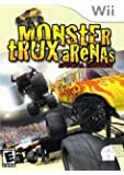 Monster Trux Arenas - Nintendo Wii