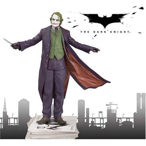 Dark Knight The Joker Statue