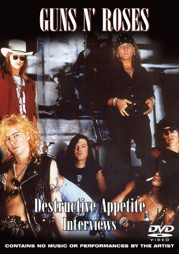 Guns N' Roses - Destructive Appetite Unauthorized