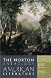 img - for The Norton Anthology of American Literature, Vol. 1 (Shorter Eighth Edition) book / textbook / text book