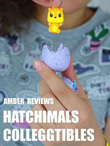 Amber Reviews Hatchimals Colleggtibles