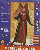 Rubies Womens 'Medieval Queen' Halloween Costume
