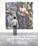 img - for Encounter with the New Testament: An Interdisciplinary Approach [Paperback] [2009] Russell Pregeant book / textbook / text book
