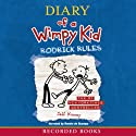 Rodrick Rules: Diary of a Wimpy Kid Audiobook by Jeff Kinney Narrated by Ramone de Ocampo