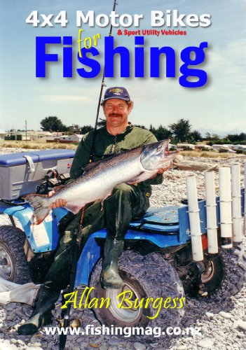 4x4 Motor Bikes And Sport Utility Vehicles For Fishing