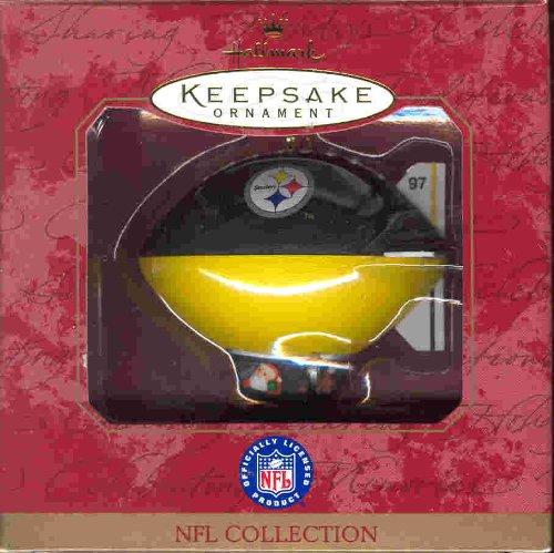 Nfl Collection PITTSBURGH STEELERS Hallmark 1997 by HALLMARK