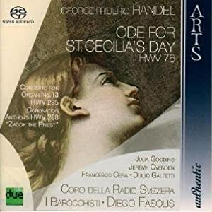 Ode for St. Cecilia's Day