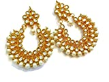Divinique Jewelry White Copper earrings