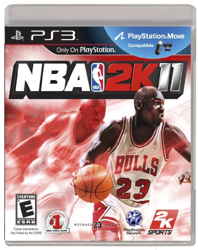 NBA 2K11 on PlayStation 3