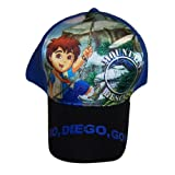 Nick Jr. Go Deigo Go, Boy's Baseball Cap Hat [2010]