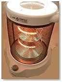 サークルヒーター 速暖 360度回転 エルテック LHH-800G