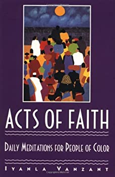 "Cover of ""Acts of Faith: Daily Meditation..."