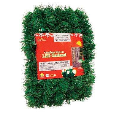 Led Christmas Garland