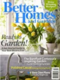 Better Homes and Gardens [US] March 2009 (単号)