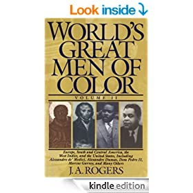 World's Great Men of Color, Volume II: 2