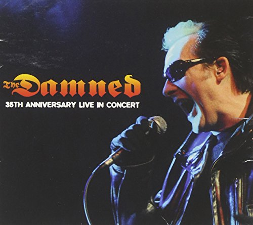 The Damned - The Damned 35th Anniversary Tour: Live In Concert [2 Cd] - Zortam Music